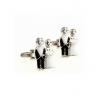 Bruidspaar manchetknopen