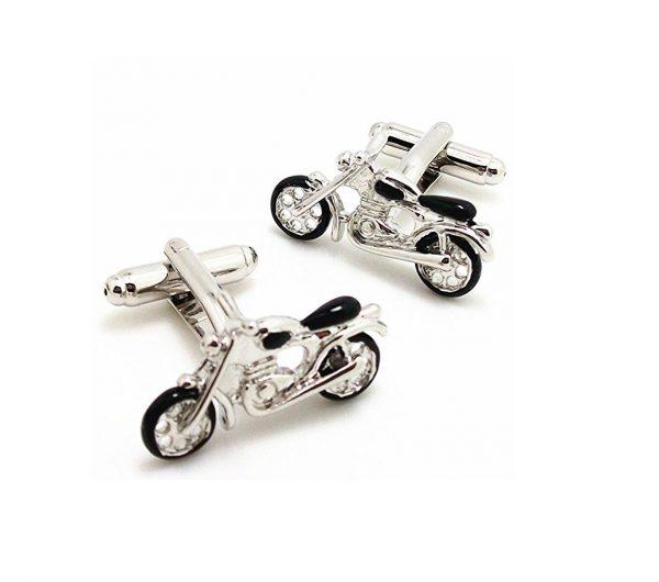 Motorfiets manchetknopen