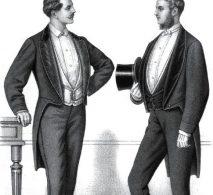 Manchetknopen in de 19e eeuw