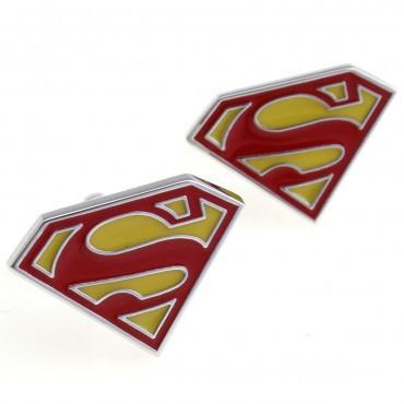 Superman manchetknopen