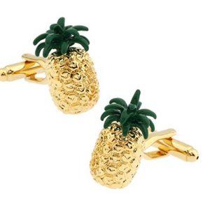 Ananas manchetknopen