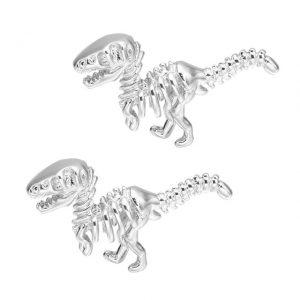 Dinosaurus manchetknopen
