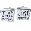 Bruiloft manchetknopen