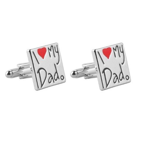 Vaderdag – I love my dad manchetknopen