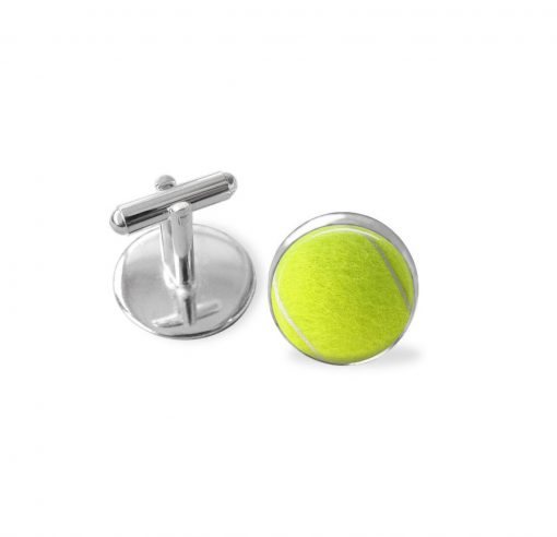 Tennisbal manchetknopen
