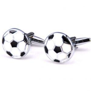 voetbal manchetknopen